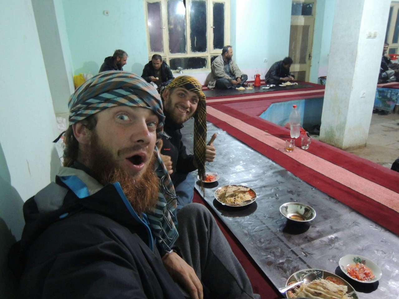 Restaurant in Ishkashim