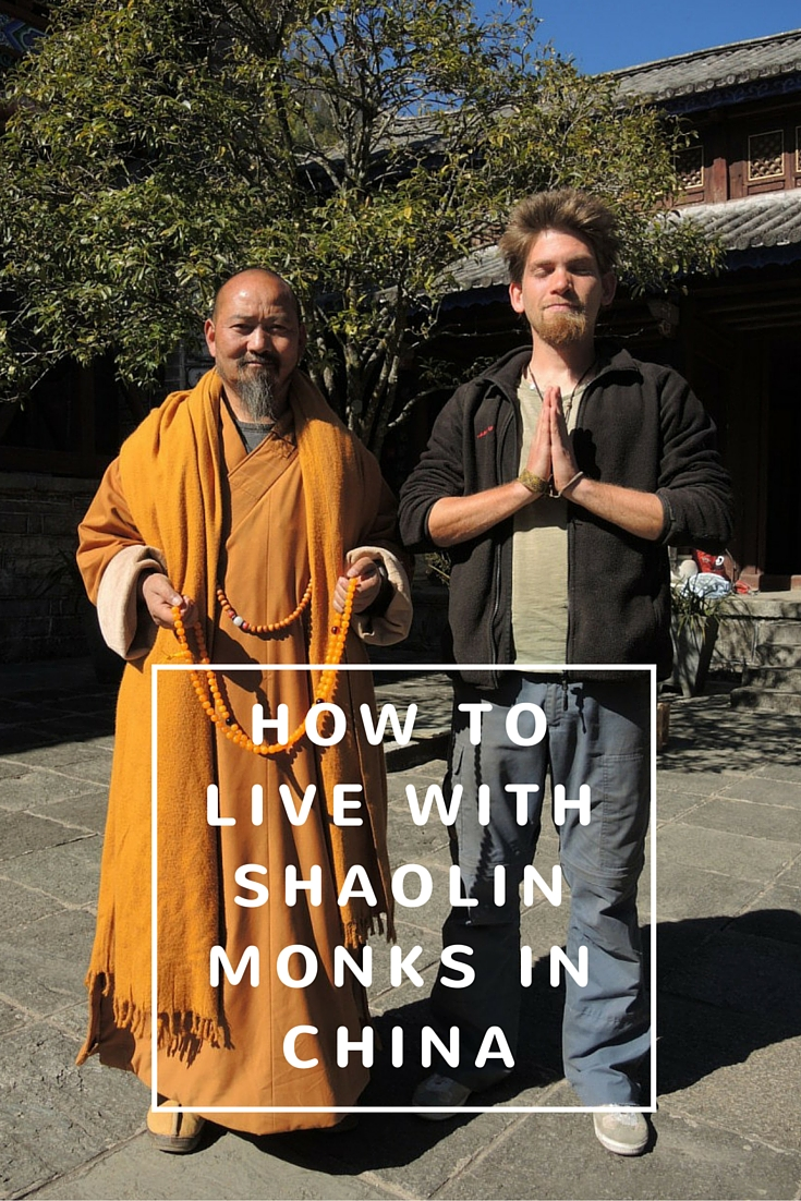 Living with Shaolin Monks in China • Buddhism, Kung Fu and Spirituality