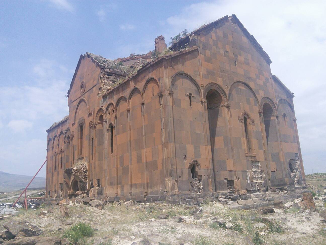 Armenian Church in Ani