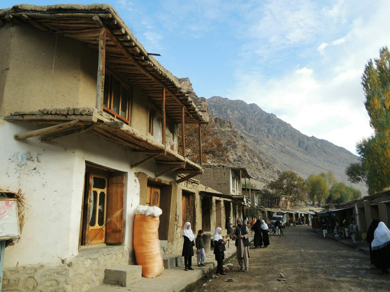 Village in Afghanistan