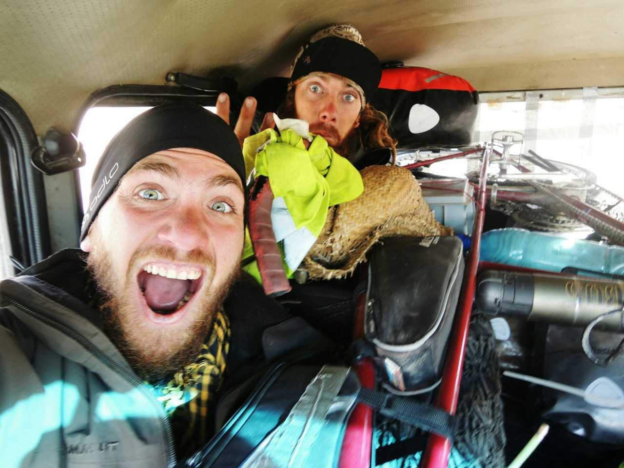 Hitchhiking the Pamir Highway